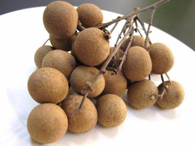 longan fruit  before p...