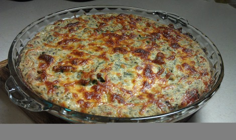 Low-Amine Spinach Artichoke Dip Substitute