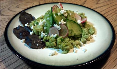 Quinoa Salad (gluten-free, soy-free, low-amine, vegetarian) photo