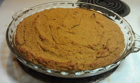Pumpkin Cornbread (Vegan, Gluten-Free & Low-Amine) photo