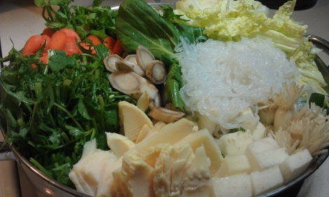 Japanese Sukiyaki: Healthy and Delicious (soy-free, gluten-free, low-amine, vegan) photo
