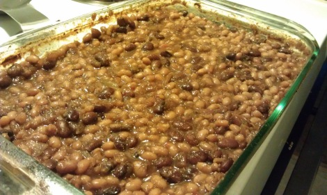 Baked Beans (low-amine, gluten-free, soy-free, tomato-free, low-fat, vegetarian, vegan) photo