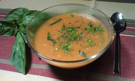 No-Tomato Tomato Soup (low-amine, tomato-free, gluten-free, soy-free, nightshade-free) (photo)