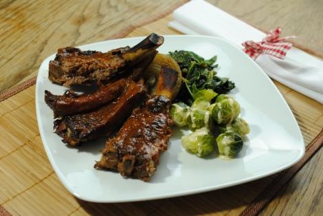 Low-Amine BBQ Beef Ribs